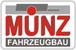MÜNZ Anhänger Logo