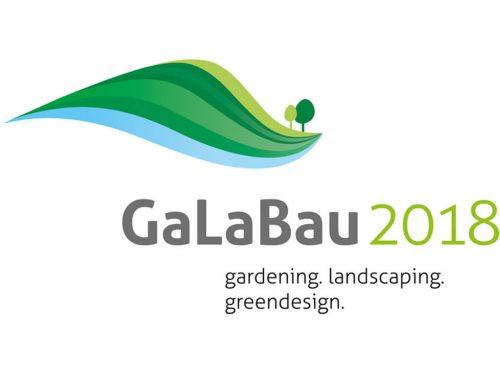 GaLaBau vom 12.-15. September in Nürnberg – wir sind dabei…